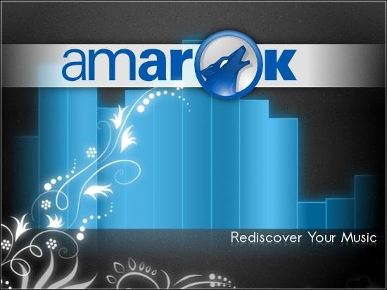 Escuchar emisoras de radio mediante Amarok