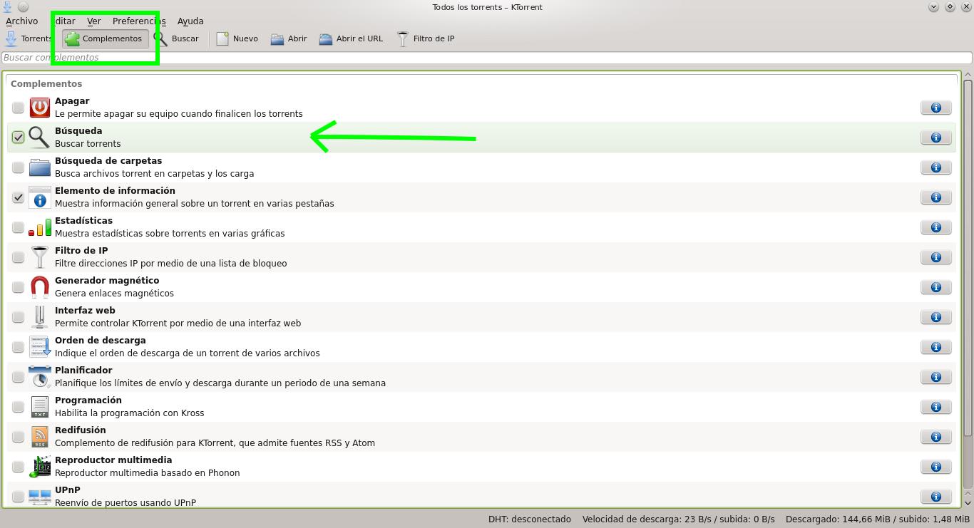 ktorrent pour windows