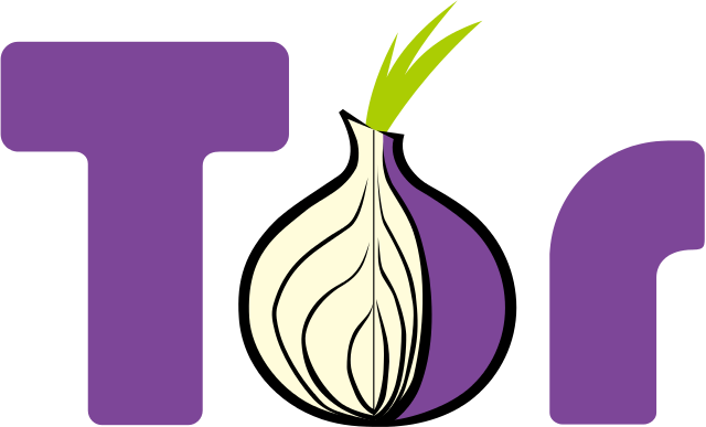 Logo de Tor (The Onion Service)