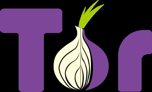 Logo de Tor (The Onion Service)